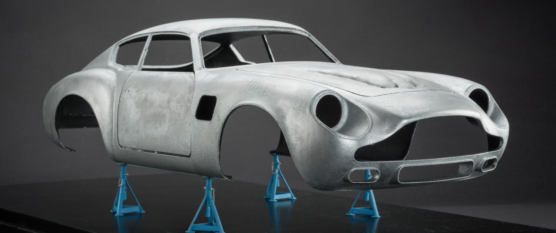 Aston Martin DB4 GT Le Mans