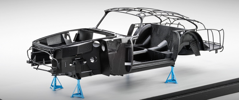 Aston Martin DB4 Chassis