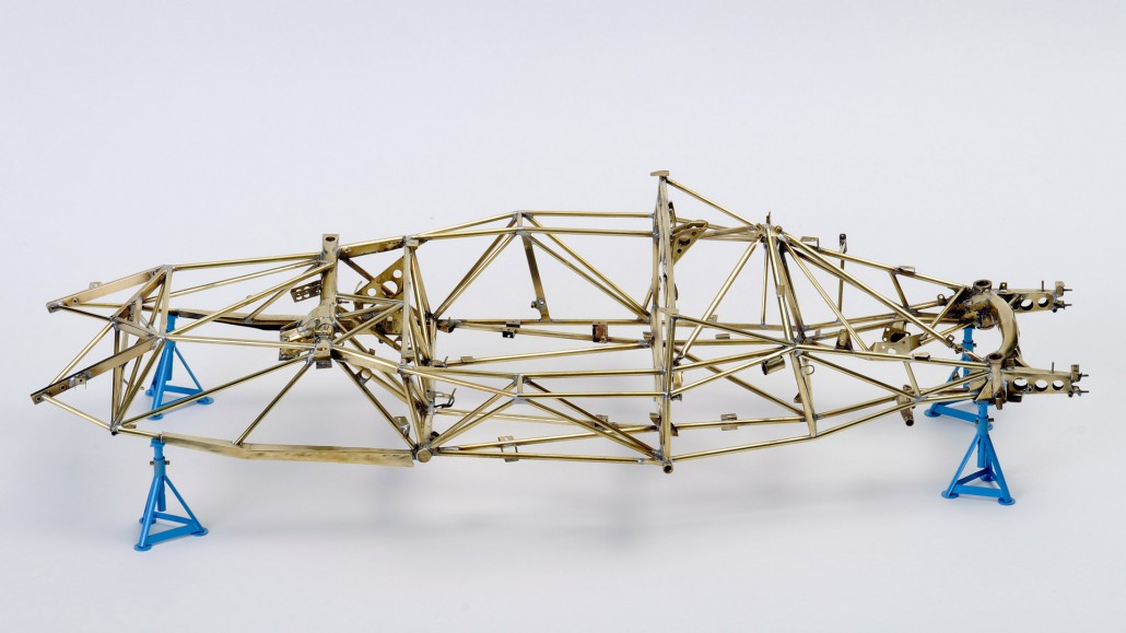 300sl galwing frame model of the mercedes benz 300sl galwing frame ...